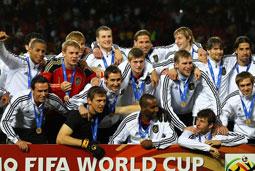 Les Allemands sur le podium, une place longuement ''contestée'' par la Céleste