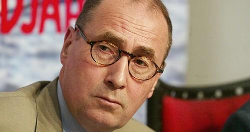 Xavier Driencourt à propos de la présidentielle en France «Hollande a une relation affective avec votre pays»
