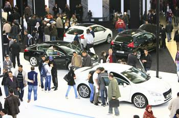 Salon de l'automobile d'Alger: Des remises de 30 000 à 380 000 dinars
