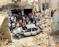 Neuf morts dans un attentat suicide à Baghdad
