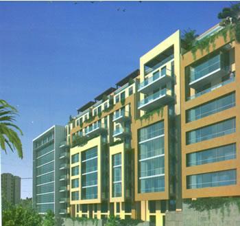 R sidence des pins d alger le haut standing bient t - Residence de haut standing courchevel baltoro ...