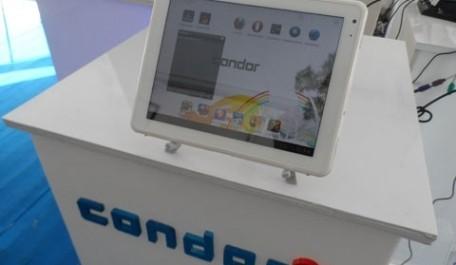 Une tablette made « in Algéria » à 25 000 Dinars ,Condor va-t-elle réussir à concurrencer Samsung ?