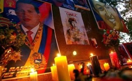 Funérailles d'Hugo Chavez en présence d'une trentaine de chefs d'État