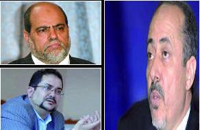 Présidentielles de 2014, Confusion dans le camp islamiste