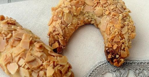 Tcharak , cornes de gazelles , krimart , Gâteaux algériens pour l\u0027aid