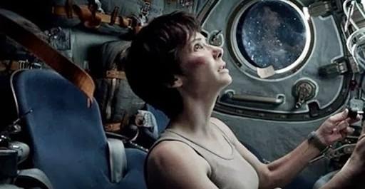 Gravity : quatre records pour ce thriller de l'espace