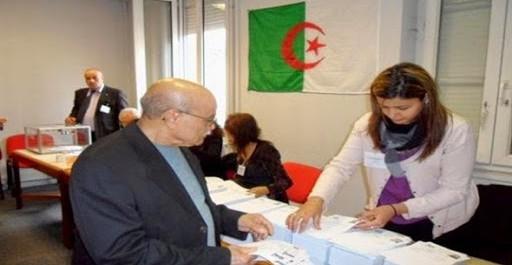 Législatives 2017 : Plus de 763 000 électeurs algériens inscrits en France