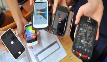 Un marché opérateur se met en place Virage vers le smartphone