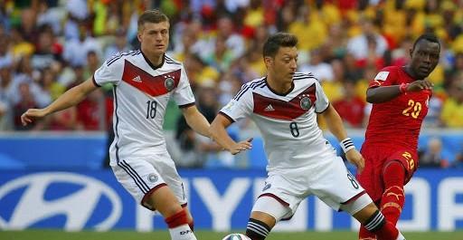 Allemagne 2 – Ghana 2 Les Blacks Stars la fierté de l'Afrique
