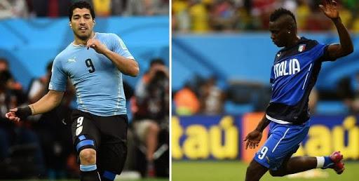 Balotelli – Suarez, duel décisif