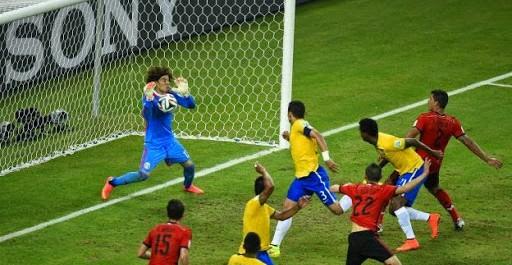 brésil-chili, pays bas-mexique; les premières affiches des huitièmes de finale