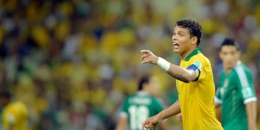 Brésil – Thiago Silva, la victoire sinon rien