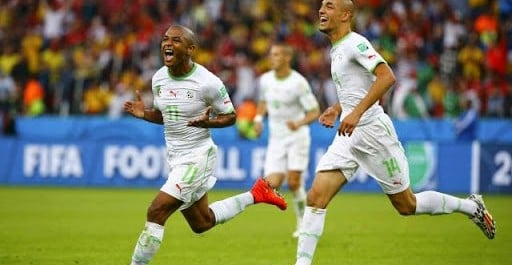 EN – Yacine Brahimi : « contre l'allemagne, on attaquera le match »