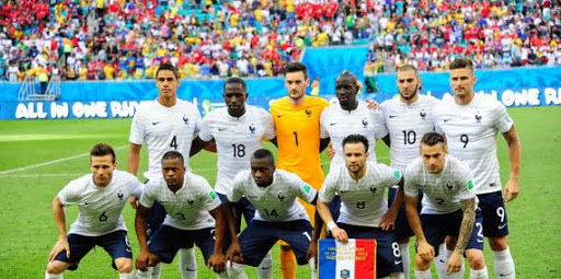 La composition de Leboeuf pour France-Equateur