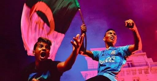 La police en alerte pour le match Algérie-Allemagne