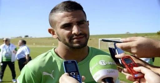 Mahrez : «On a fait un super match»