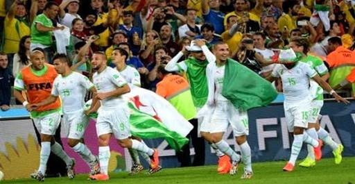 Meilleures équipes Mondial 2014: l'Algérie parmi les meilleurs