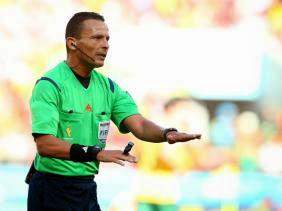 Mondial 2014 : Haimoudi dirigera Costa Rica-Angleterre