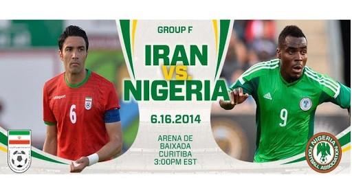 Mondial : le Nigeria affronte l'Iran ce soir (20h)