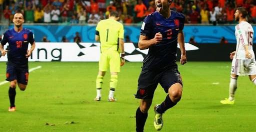 Pays-bas – Chili: les deux premiers pays qualifiés pour les 8ès