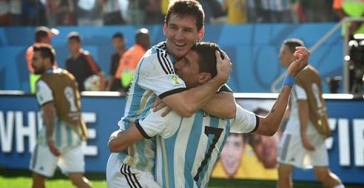 Argentine 1 – 0 Belgique