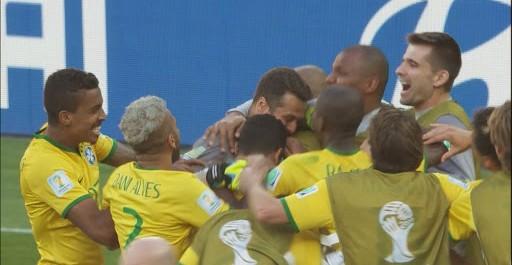 Brésil 2 – 1Colombie