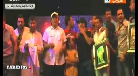 Cérémonie consacrée  pour Abdelmoumen Jabu à setif