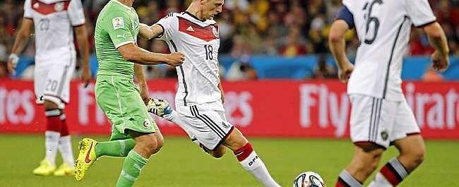 L'Algérie sort du Mondial la tête haute