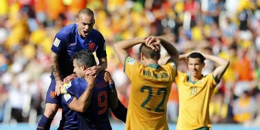 Les buts de 3eme place – Brésil 0 vs 3 Pays Bas