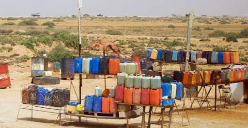 Tamanrasset : saisie d'une quantité de carburant aux frontières