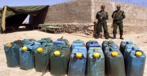 TLEMCEN: La police traque les trafiquants de carburant