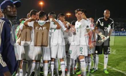 L'équipe nationale algérienne Retourner à l'hôtel, Après la qualification – Algérie 2-0 Sénégal