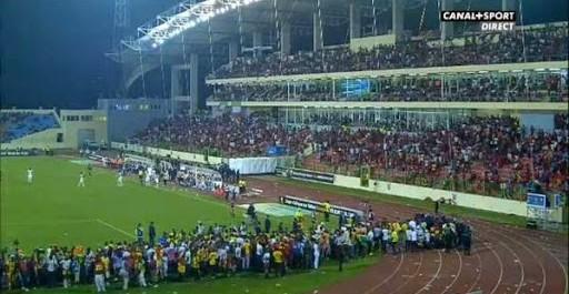 Fin surréaliste de la demi-finale Ghana-Guinée équatoriale, Scandale à la CAN !