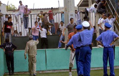 La violence dans les stades : Cette maladie incurable !