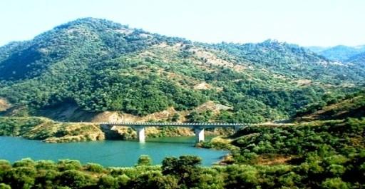 Skikda: 53% de taux de remplissage des quatre barrages en exploitation
