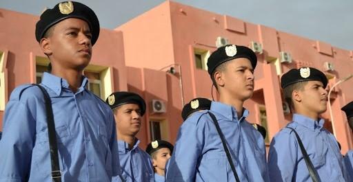 L'Ecole des cadets de la nation de Sétif baptisée au nom du chahid Abdelaziz Ziad