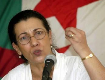 Vidéo: Louisa Hanoune s'attaque à Amara Benyounès et à Naïma Salhi «Le MPA n'a pas de réalité militante»