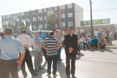 Enit el-bayadh Sans salaire depuis plus de 10 mois, 600 travailleurs dans la rue