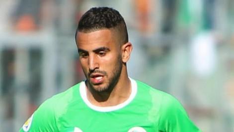 L'Algérie n'est pas favorite, estime Mahrez