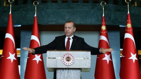 Turquie : 113.260 personnes arrêtées depuis la tentative de coup d'État