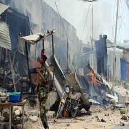Somalie : au moins 30 morts dans un attentat à la voiture piégée