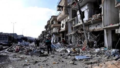 Syrie: violents combats après la mort d'un négociateur