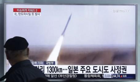 La France condamne le tir de missile de la Corée du Nord