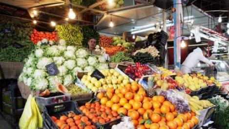Constantine – Mercuriale: Les prix des légumes en baisse