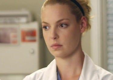 Katherine Heigl de Grey's Anatomy a adopté !