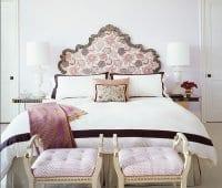 Quelques id es pour cr er une t te de lit originale alg rie360 - Creer une tete de lit originale ...