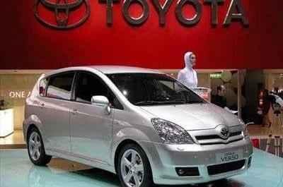 Toyota, toujours numéro un mondial en 2009
