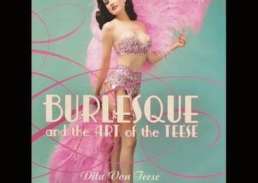 Un livre de beauté pour Dita Von Teese