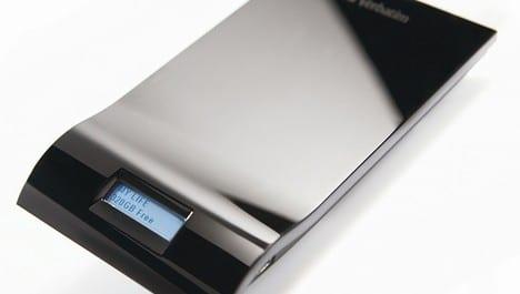 Verbatim InSight : Une disque dur USB portable