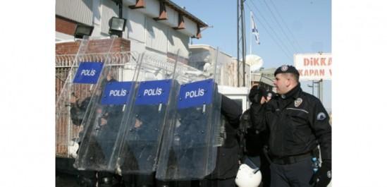 Turquie: un homme muni d'un couteau tente de pénétrer dans l'ambassade d'Israël à Ankara